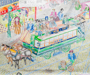 VTEM Carousel